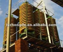 Mineral Spiral Chute Separator/Spiral Chute Manufacturer