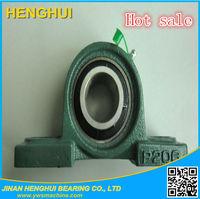 Stainless steel plastic cast iron bearing housings P201 P202 P203 P204