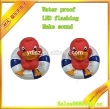 custom plastic led toy;cartoon light up toy for kids