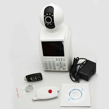 Shenzhen high quality security ACTOP all in one ip network camera