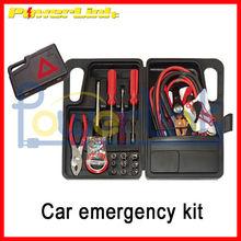 Manufacture auto breakdown fix tools, auto emergency tool kit V-QZH44