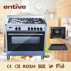 Free standing kitchen electric cooking range