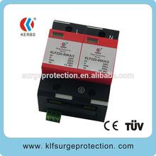KHYS220-60KA/lightning protector singal phase electrical power surge