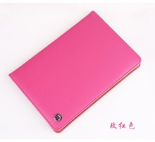 Leather case for ipad air ,portable simulation leather phone case with stand for ipad 5( air)