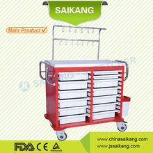 SKR-IV001 Hospital devise meidcal Infusion IV POLE Trolley/carts
