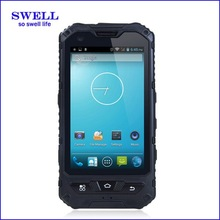waterproof dustproof smart phone dual sim card A8 with Power bank MTK6572 with Android 4.2 OS NFC Function A8