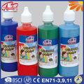 Niño seguro rápido en seco listo- a- uso de bricolaje pintura de la ventana