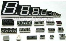 4 digits/3 digits/2digits/single digit 7segment led display