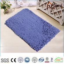 NEW 2013 best-selling microfiber chenille carpet / Chenille mat-QINYI