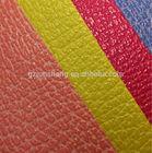 Hot sell PVC leather for handbag and sofa usage