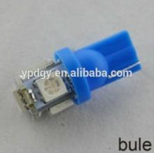 2014 High Power led bulb T10 led, fog light tail light turning light