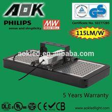 UL certificate Philips chips 5 years warranty 35W led 2012 industrial light
