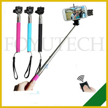 For iphone for Samsung holder monopod bluetooth self-timer remote control holder bluetooth shutter monopod