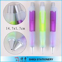 plastic frost large barrel pen