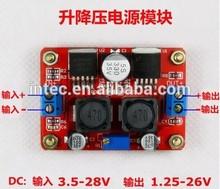 DC-DC Adjustable boost and buck voltage converter