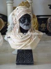 Sky-d036 buste en marbre