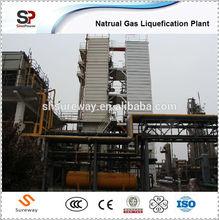 LNG plant/Natural gas liquefaction plant