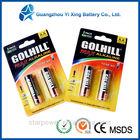 LR6 AM3 size AA Alkaline battery for camera,Walkman,Toys