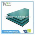 Wecan plastic board architectural model material design panel