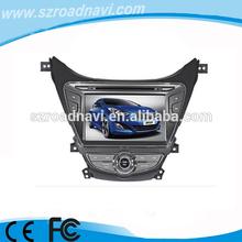 8inch car dvd stereo headunit for Hyundai Avante/i35 2012