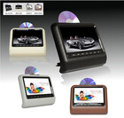 IR transmitter headrest game player touch screen car headrest dvd player for car