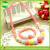 wholesale bead landing wholesale chunky statement necklace in china