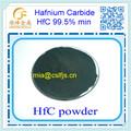 Buena conductividad térmica HfC de hafnio carburo importa porción de carburo de tungsteno propiedades