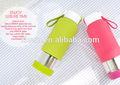 Calor resistente botella de vidrio / innovadores té vaso con filtro