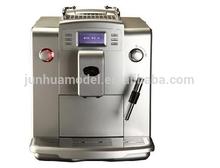 Professional prototype express coffee machine