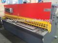 máquina hidráulica de corte y corte de metal y de corte