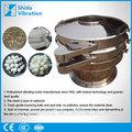 cina automatico in acciaio inox ad alta efficienza rotante setaccio vibrante filtro per il succo di riso vincere latte di cocco