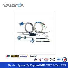 WZP 2 Wire Pressure Spring PT100 Type Bole RTD Sensor Manufacturer