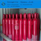 High purity 99.999% methane gas, CH4 gas