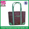 Environmental friendly non-woven wine tote bag