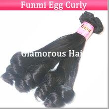top grade 7a 100% virgin brazilian hair Wholesale price dyeable natural black real funmi hair