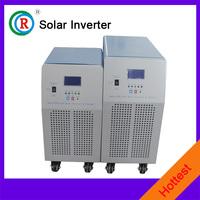 dc to ac power inverter 10000w with solar pump controller/intelligent dc/ac power inverter