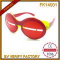 fk14001 nu imitação projetado especial de luz sombra crianças de óculos de sol