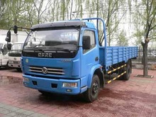DFAC 4x2 Van Truck and mini used trucks dongfeng cargo for sale