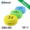 3W bluetooth super bass mini bluetooth speaker EBS-300 meet CE/RoHs/BQB