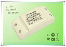 shenzhen High Quality power switch led driver UL led driver 4-7w led driver with hot sale