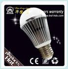 High power 3 years warrantys fashion product display case led bulbs(ce&rohs)