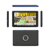 "Hot Sell 7"" Car 4GB+8GB GPS SAT Navigaor Multimedia System + Rear View Camera"