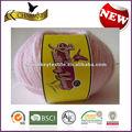 vendita calda di alta qualità morbido abbattimento di lana alpaca filato per maglieria