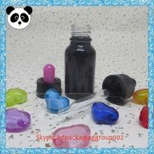 e liquid glass bottle customized flavour e cigarette 15ml clear glass dropper bottle for e juice