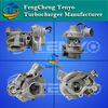 Isuzu turbo engine 4JH1-TC RHF5 VB430093