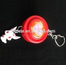 Red color Fairy type 130dB Mini Burglar Alarm