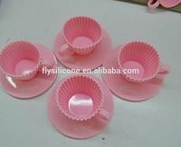 FDA Standard Food Grade Silicone cupcake bakeware