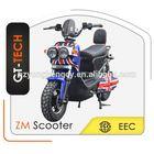 enclosed motor scooter 500/2000w 48/60v high engine EEC/CE/DOT/COC/EMC/RoHS