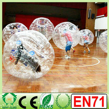 Promotion1.2/1.5m good quality TPU/PVC outdoor toys hot new product for 2014