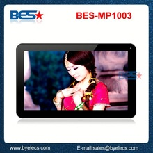 China 8G memory 10 inch MTK6572 Dual Core 1.2-1.5Ghz tablet and pen